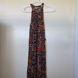 Lucky Brand Maxi Dress.